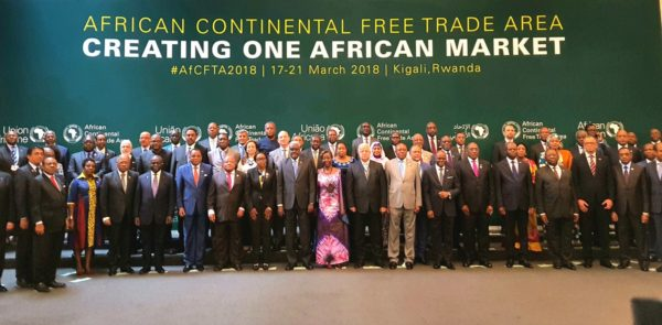 Eu Tasks Au On Solidarity, Unity For Afcfta To Succeed