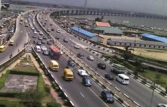 Image result for 3rd mainland bridge closure: Lagos urges commuters to cooperation with traffic officersidge shuts