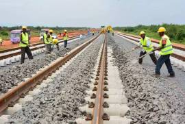 Image result for FG APPROVES $5.3BN IBADAN-KANO STANDARD GAUGE RAIL PROJECT