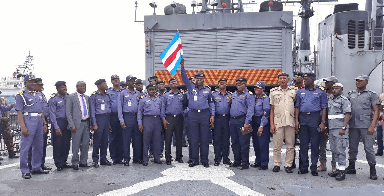 Navy Decorates 16 New Rear Admirals