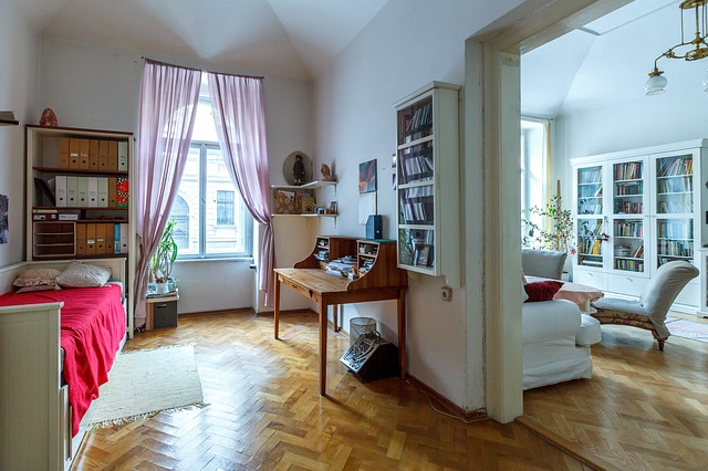 Finding an apartment in St. Petersburg on Avito