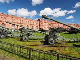 Artillery Museum - Defenders of the Fatherland Day