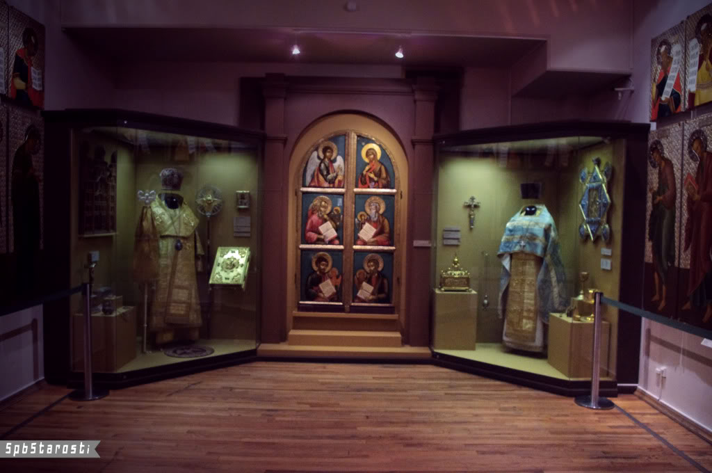 Museum of the History of Religion and Atheism at Kazan Cathedral
