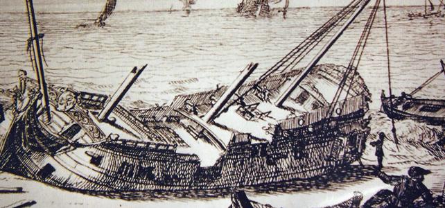 shipsink