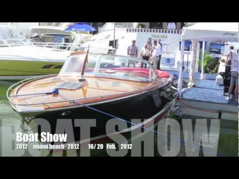 Upcoming Miami Boat Show