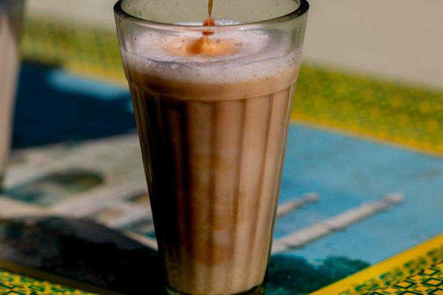 dirty chaï, recette végétarienne, recette vegan, recette sans gluten, épices biologiques, cuisine indienne, Épices Shira