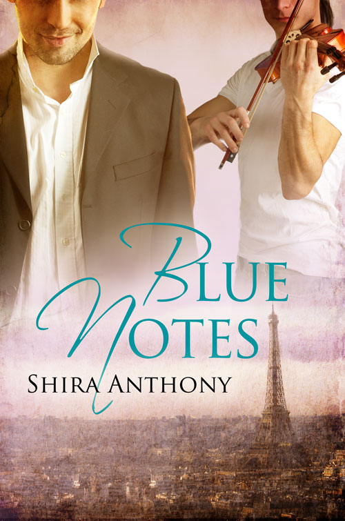 Book Cover: Blue Notes