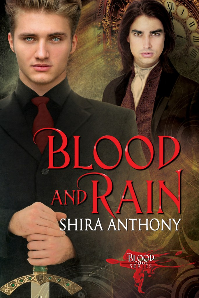 Book Cover: Blood and Rain