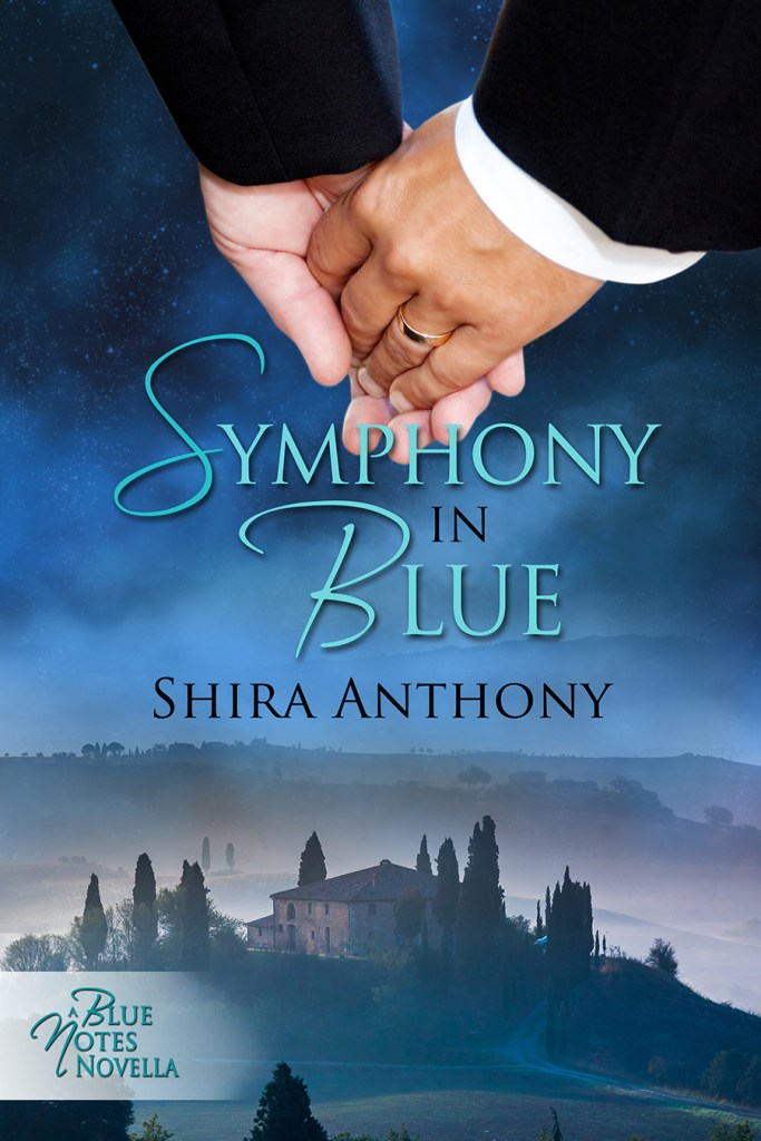 Book Cover: Symphony in Blue