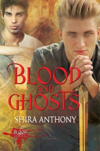 Book Cover: Blood and Ghosts