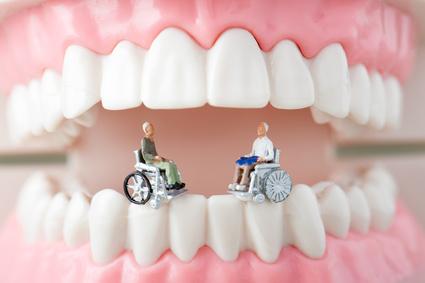 有病者歯科診療
