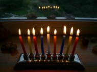 Chanukah Candles and HaShem's Love for Us Shiratmiriam.com