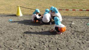 ボクたちは砂遊びクラブ