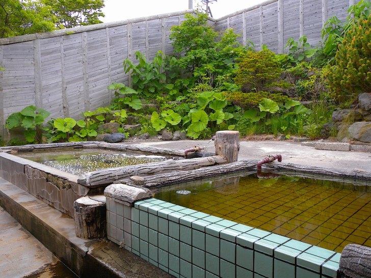 公衆浴場浜の湯(尾岱沼)