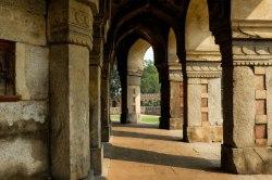 Hayuman's Tomb, Delhi