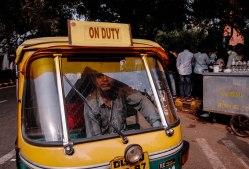 Delhi on duty