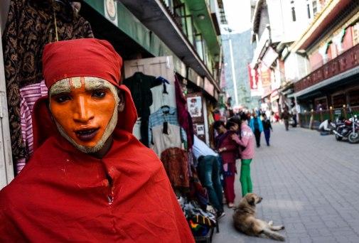 Hanuman, Mcloeod Ganj Dharamsala