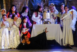 Even though the Philippines' National Commission for Culture and the Arts recognizes the Malibay Cenaculo as the longest running passion play in the country, it receives very little outside financial help. The local foundation relies on donations to stay afloat, covering costs of the production and food to feed the cast.