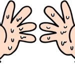 冬の手汗対策 寒いのにベタベタな場合の手術以外の対処法