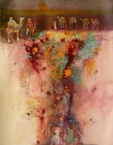 Pushkar Gathering IV, 26 x 20 in