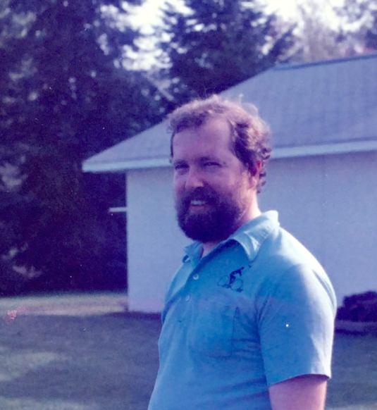 Joel Kauffmann about 1985
