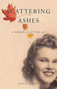Joan's memoir will be published September 29. Her book launch will be held at the New Dominion Book Shop, Charlottesville, VA.