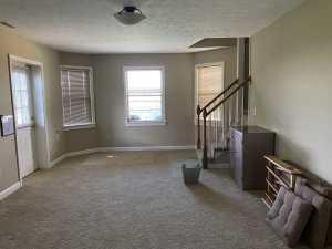 The basement is no longer a child's dreamhouse.