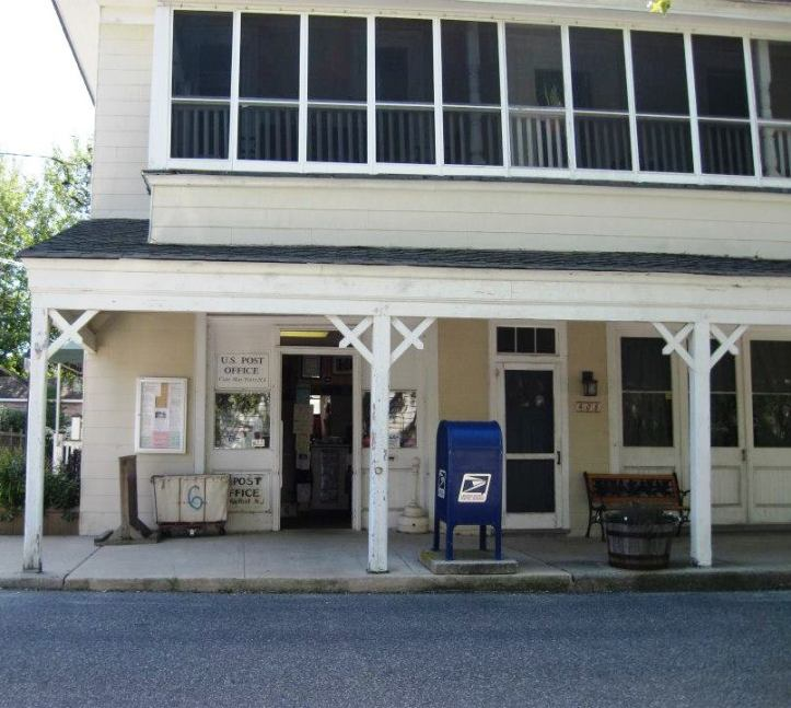 Cape May Point, NJ  Post Office