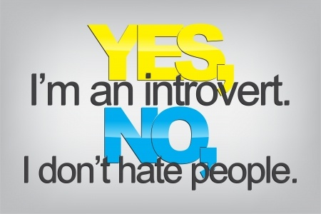 In Celebration of Introverts