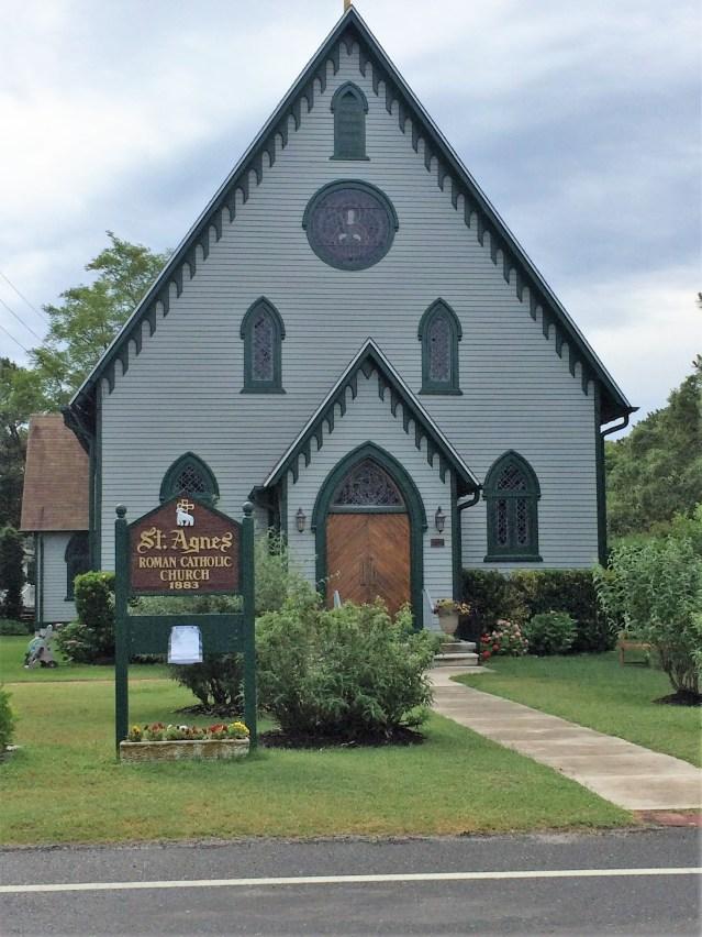 Catholic Church, Cape May Pont