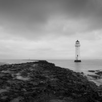 Day 89 - New Brighton Lighthouse