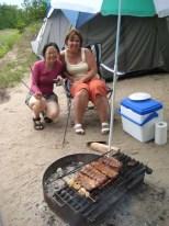 Yummy BBQ ribs !