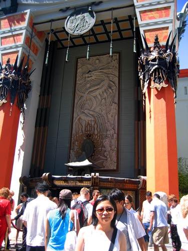 Grauman's Chinese Theatre, Hollywood, LA