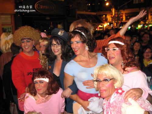 Halloween Street Party, Toronto
