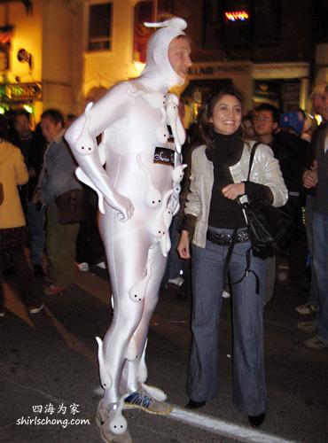 Spermteam (Halloween Street Party, Toronto)