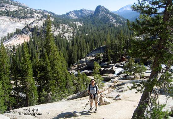 优胜美地国家公园的美不是相机可拍得出来的。幸好有严厉的国家公园法律在保护着。我们去到,一定也要遵守公园条例,和该国人民一同拼命保护!(Yosemite National Park, California, USA)