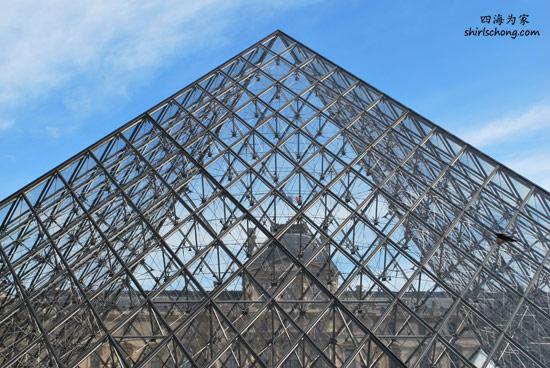 古典和前卫再无法分离,它已是经典的结合。(Louvre, Paris)