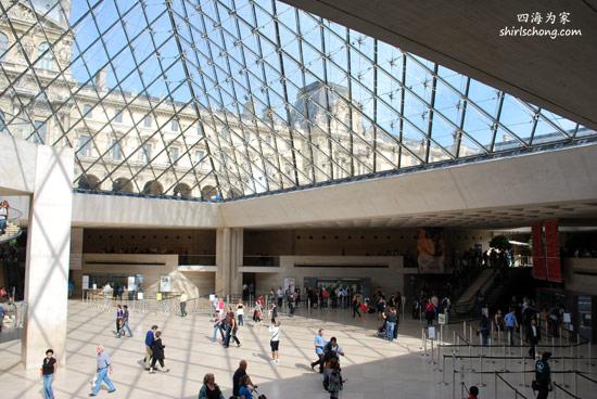 卢浮宫博物馆 (Louvre, Paris)