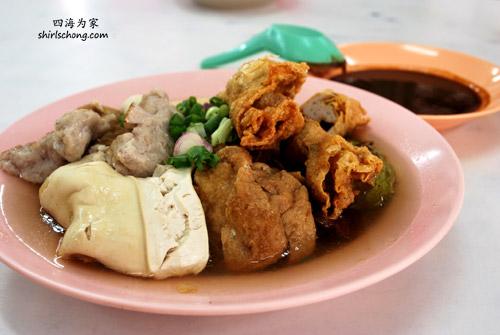 客家酿豆腐 (马来西亚)
