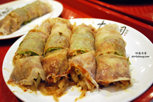 薄饼 Po-piah - 去马来西亚旅行吃什么?30 种必尝大马特色美食 (30 Must Eats in Malaysia )