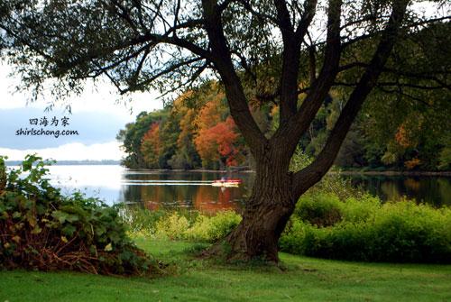 Autumn at Prince Edward County