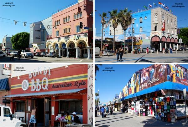 洛杉矶威尼斯沙滩 (Venice Beach, Los Angeles)
