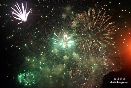 2010 悉尼新年烟花表演 (Sydney New Year Eve Fireworks)