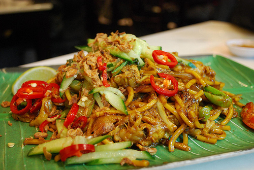 Mee Goreng - 30种马来西亚美食之一