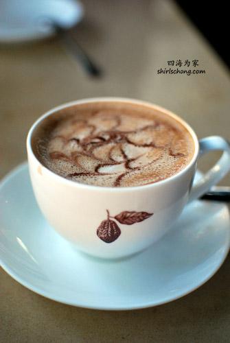 Hot Chocolate at Koko Black (Melbourne)