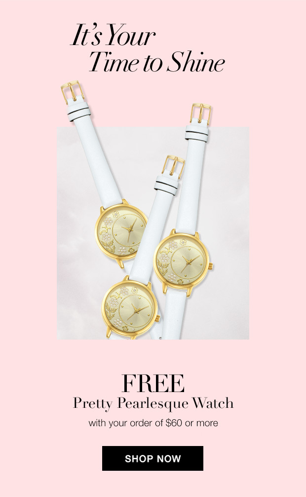 Free Avon Watch