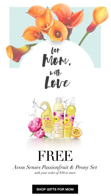 Avon eStore Exclusives