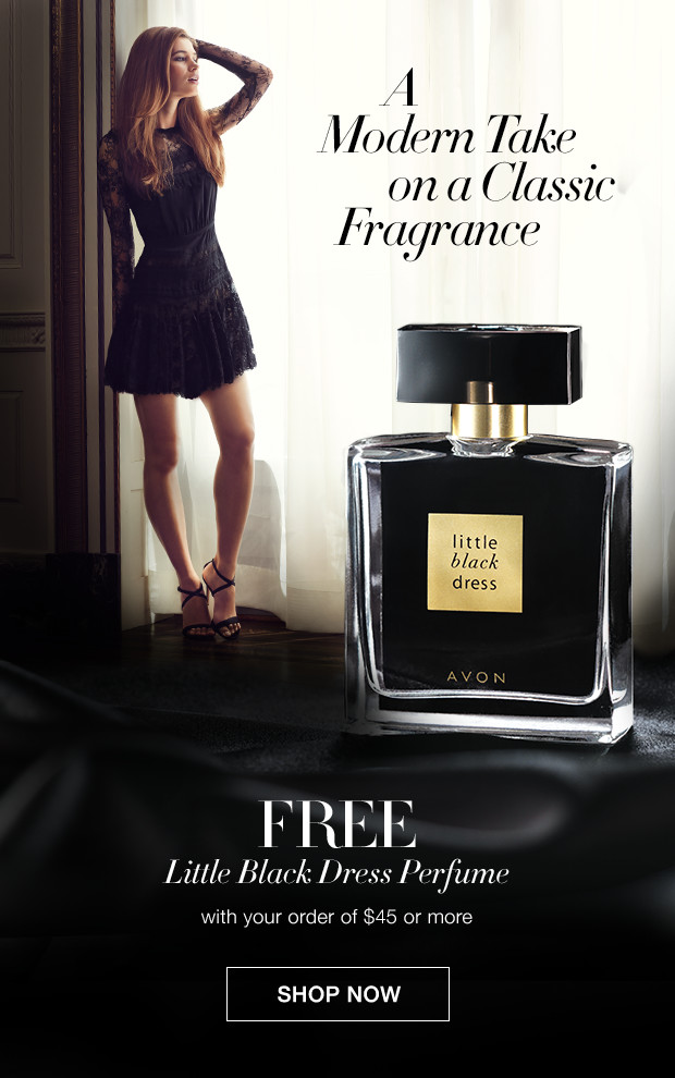 Free Avon Little Black Dress