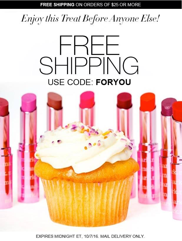 FREE Shipping on Avon Orders $25 or More