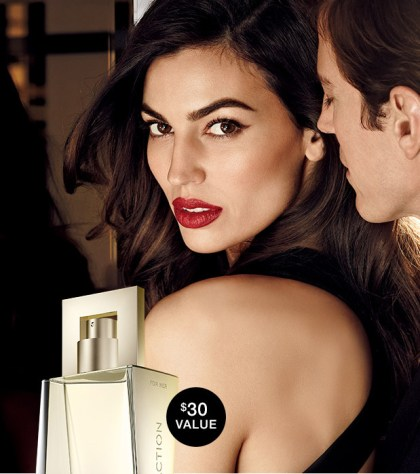 FREE Avon Attraction for Her Perfume